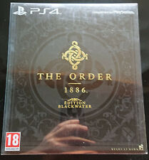 The Order : 1886 Édition Black Water Collector sur Playstation 4