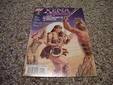 Xena Warrior Princess The Dragon's Teeth #1 2 3 (1997) Topps Comics Vf/Nm