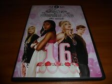 My Super Sweet 16: The Movie (DVD, Widescreen 2007) Used Regine Nehy Sixteen