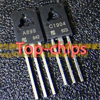 5pairs OR 10PCS 2SA899/2SC1904 A899/C1904 FUJITSU Transistor TO-126