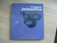 SOUL LEGENDS.    JACKSON FIVE.    CD.   NINETEEN SONGS.  PREOWNED.    2006