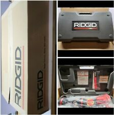 Ridgid Navitrack Scout Pipe And Line Locator With Case 19238 Brand New