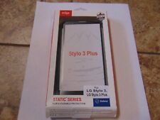 CELL PHONE CASE FOR LG STYLO 3 PLUS DEFEND STATIC SERIES SLIM DURABLE DROP TEST