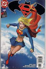 SUPERMAN Batman 13 NEW Supergirl Michael Turner Cover VaRiAnT NM RaRe 2004