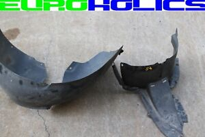 PAIR OEM Volkswagen VW Passat B6 06-10 Right Front Inner Fender Liner