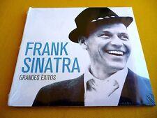 FRANK SINATRA Grandes éxitos 20 Temas - precintada - tapas de cartón duro