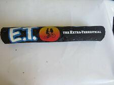 ET E.T. FRAME PAD KUWAHARA BLACK BMX RACING NOS BICYCLE