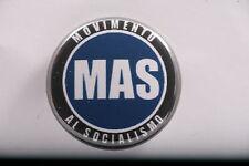 Bolivia Bolivian MAS Movement for Socialism Evo Morales Party Badge Pin Button