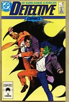 Detective Comics #581-1987 nm- 9.2 Batman Two-Face / Robin Jason Todd