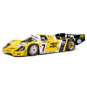 Porsche 956 LH #7 Winner 24h Le Mans 1984 1/18 - S1805502 SOLIDO