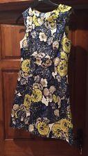 Karen Miller Multi Coloured Sleeveless Dress - UK 12