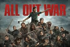 The Walking Dead Series War Poster (11x17 inches)