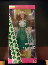 Barbie Special Edition Irish Dolls Of The World Collection By Mattel