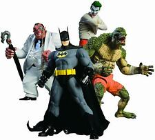 DC Comics Arkham Asylum Action Figure Box Set