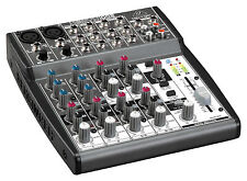 Behringer 1002 XENYX Premium 10 Input 2 Bus Mixer