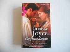 Brenda Joyce - Conflietto d'onore - I Grandi Romanzi Storici Special / Mondadori