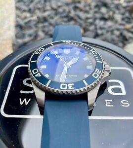 Scurfa Diver One - D1-500 Limited Edition Blue Titanium