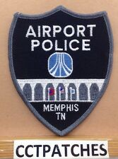MEMPHIS, TENNESSEE AIRPORT POLICE SHOULDER PATCH TN