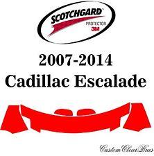3M Scotchgard Paint Protection Film Clear Bra Pre-Cut Kit 2014 Cadillac Escalade
