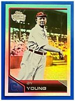 TOPPS LINEAGE 2011 DIAMOND ANNIVERSARY REFRACTOR CY YOUNG  CLEVELAND SPIDERS MNT