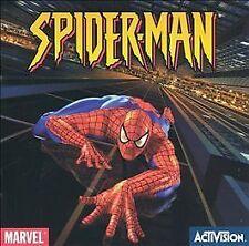 Spider-Man Jewel Case (PC, 2002)