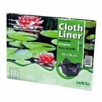 Velda Basket Liner Cloth Liners Soil Garden Pond Plants Water Lillies 90 x 90cm