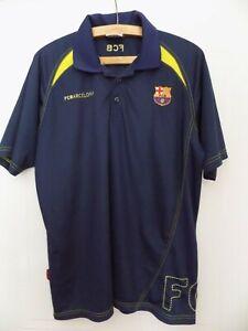 FC Barcelona Original Shirt Barca Camiseta Football  Soccer Jersey Top Mens Size
