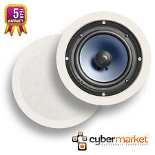 Polk Audio RC60i Quality Ceiling Speakers - Pair - 5 Years Warranty UK Stock