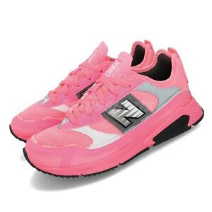 New Balance X-Racer Pink Grey White Black Women Casual Shoes Sneakers WSXRCHFAB