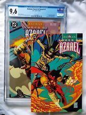Batman Sword of Azrael #1 (DC, 1992) CGC 9.6 and the complete series TPB to read