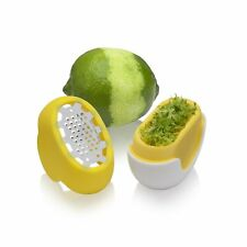 Microplane Flexi Zesti Flexible Citrus Zester - Yellow