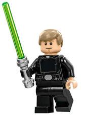 NEW LEGO STAR WARS LUKE SKYWALKER MINIFIG jedi master minifigure 75159 75093