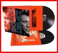 "David Bowie ""legacy"" 180g audiophile Vinyl 2LP Very-Best-Of Album NEU 2017"