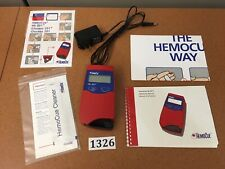 HemoCue Hb 201+ Plus System Hemoglobin Blood Analyser Analyzer 121721