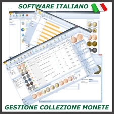 SOFTWARE AVANZATO PER AMMINISTRARE LE MONETE - IN ITALIANO SU DVD - ORIGINALE