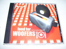 Food for Woofers menu one ( tmf cd 2000 pulsdriver emm