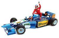 MINICHAMPS 181 952701 Benetton Renault B195 model F1 car Alesi Schumacher 1:18