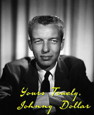 Yours Truly, Johnny Dollar - OTR - All Existing Episodes on 2 DVDs!