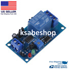 DC 12V Time Relay Module Normal Open Delay Timer Timing Control Switch Adjust