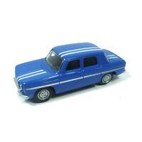 Norev 319201 Renault 8 Gordini blau - Retro Maßstab 1:64 Modellauto NEU!°