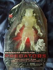 NECA Predators Cloaked Berserker Predator Figure SDCC 2010 - Check Listing!