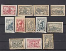 ARMENIA 1922, Not issued without surcharge, MH
