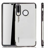 Huawei P30 Lite New Edition Case Phone Protective Case Protector Cover Black