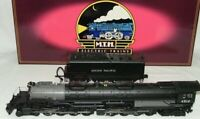 ✅MTH PREMIER UNION PACIFIC #4014 BIG BOY STEAM ENGINE PROTOSOUND 2.0 PS2 NEW!