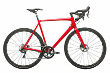 Allied Allroad Gravel Bike 58cm Carbon Shimano Ultegra R8000 11 Speed Rotor
