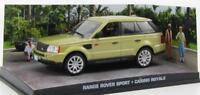 1/43 Scale model Range Rover Sport, Casino Royale