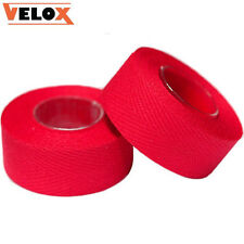 VELOX Tressorex Cloth Handlebar Bar Tape Red