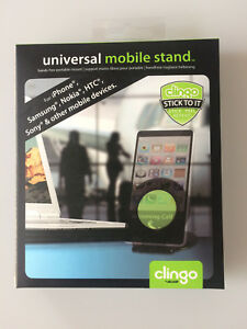 Universal Mobile Mount For Cell Phone To Stand Up CLINGO 07008 #600057