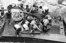 LA PELLE Peau LILIANA CAVANI US Tank Enfant Guerre CURZIO MALAPARTE Photo 1981