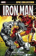 Iron Man Epic Collection: Duel of Iron by O'Neil, Denny -Paperback